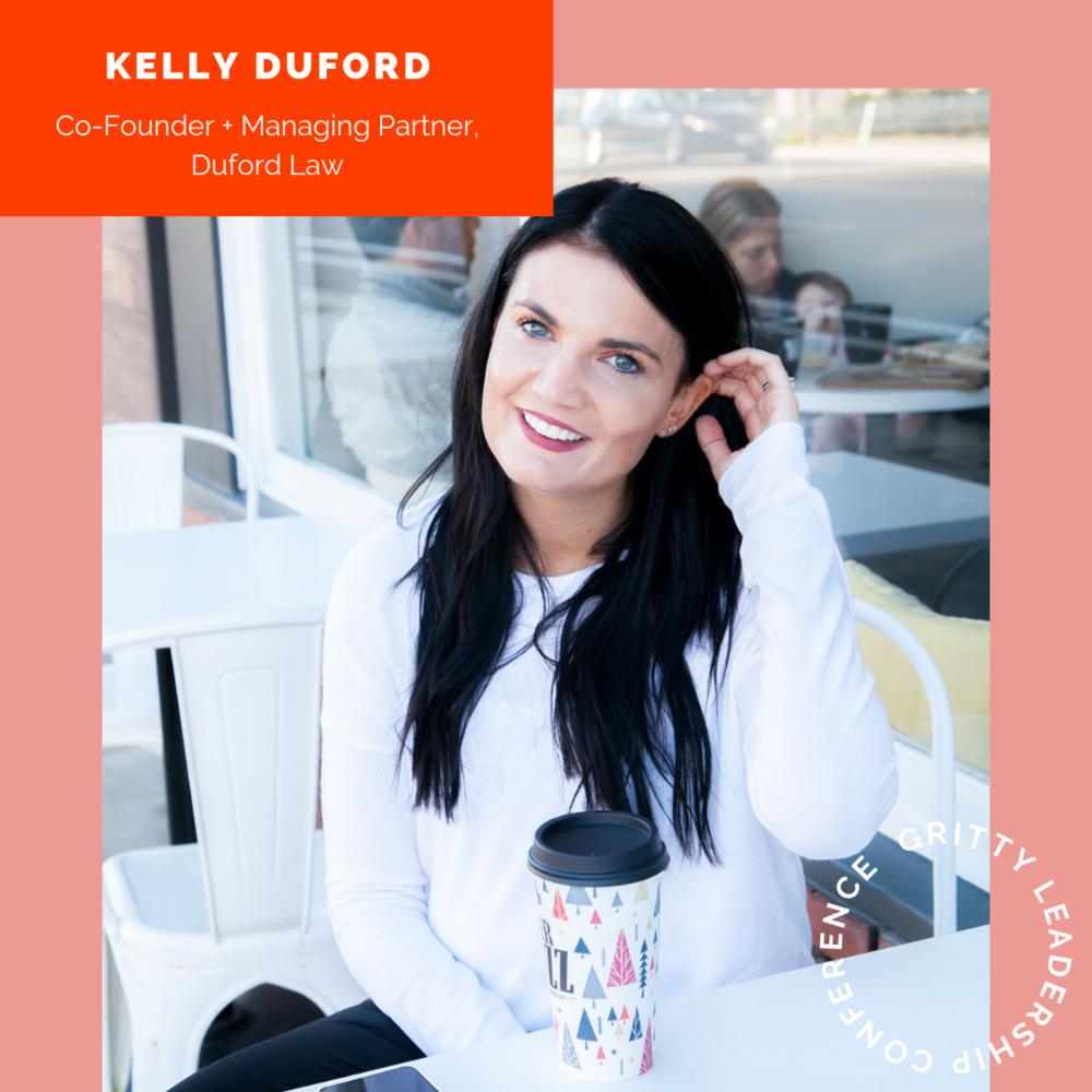 Kelly Duford