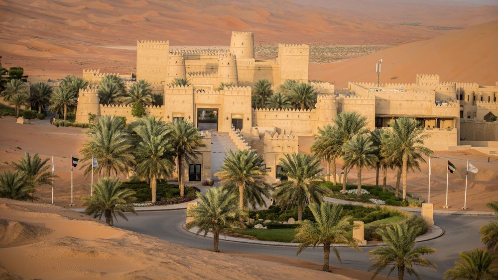 Luxury in the Empty Quarter