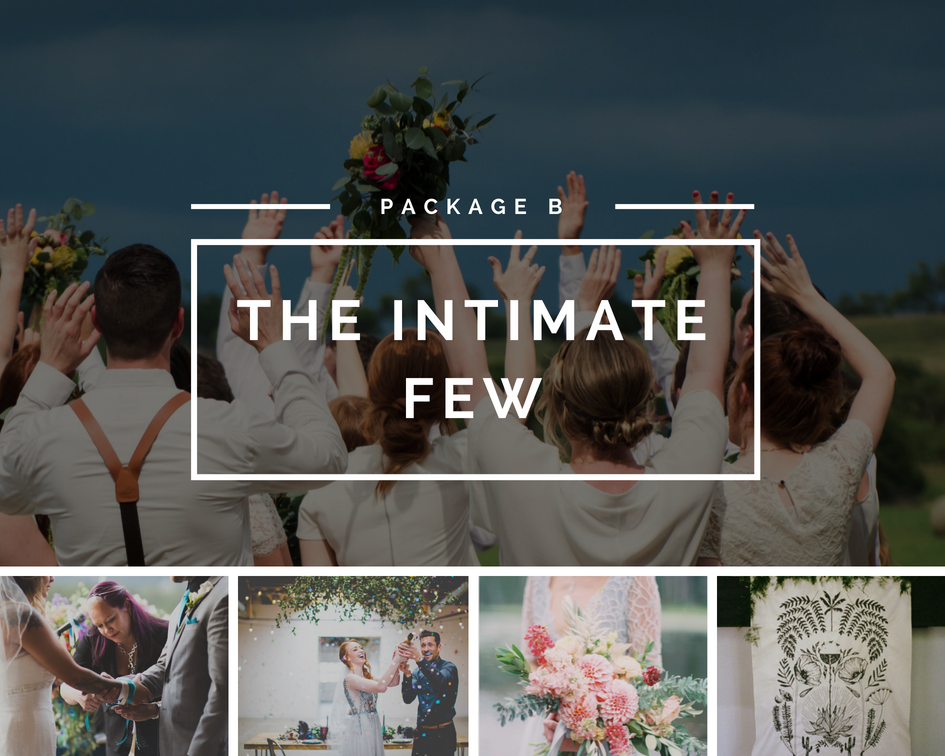 all inclusive elopement packages colorado