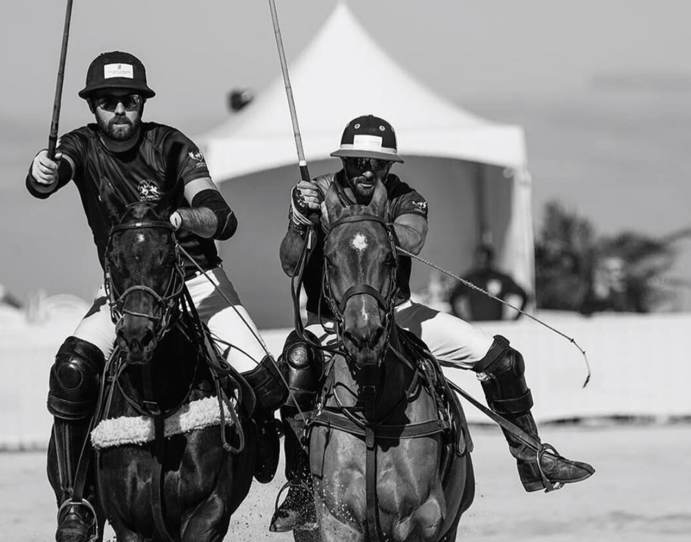 Saturday - 27th of April 2019 - 10 am – Retail Village Opens10 am – Complimentary Bootcamp Class by PE Fitness on the Beach for everyone to join11.30 am – VIP tent opens11.45 am – 1st semi finals Runners up Cup: Italkraft vs. World Polo League1pm – 2nd semi finals Runners up Cup: The Setai vs. FIJI2.15 pm - 1st semi finals World Polo League - Beach Polo Cup: PERONI vs. FlexJet3.30 pm – 2nd semi finals World Polo League - Beach Polo Cup: Speedärt Motorsport vs. US Polo Assn.5 pm - VIP tent closes5 pm - Après Polo at the Setai (Open event)8 pm – Polo Team dinners (By invitation only)11pm - Players Club at the Mandrake Lounge (Open event)