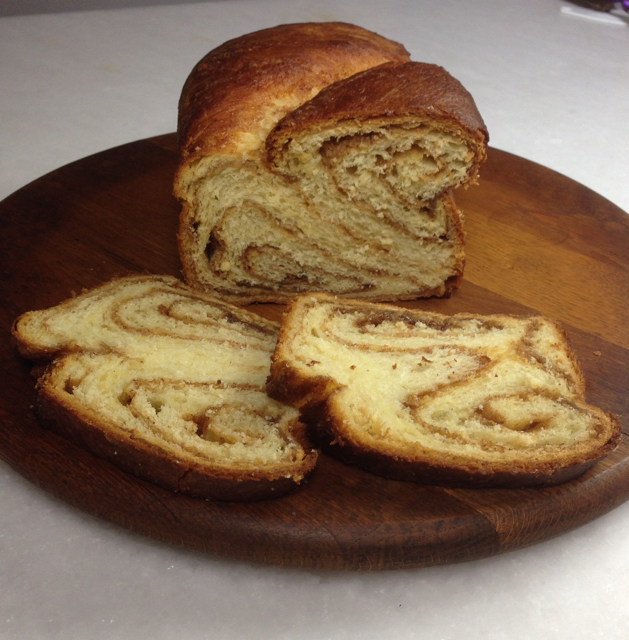 Babka as a Loaf