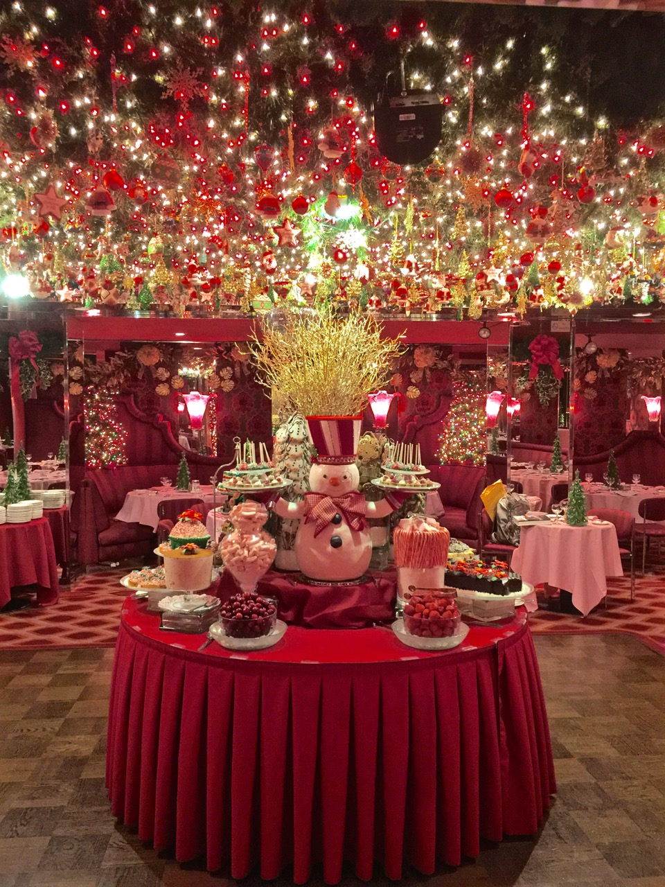 The Holiday Dessert Buffet
