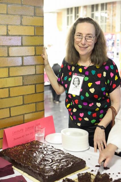 M & A 50th Reunion Cake