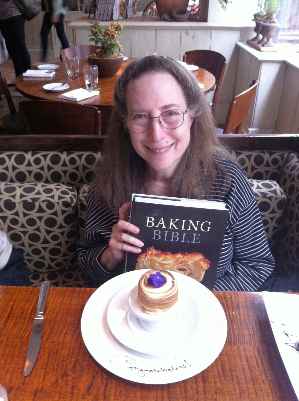 The Baking Bible arrives