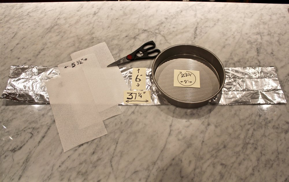 1 to 3. Foil & Paper Cut