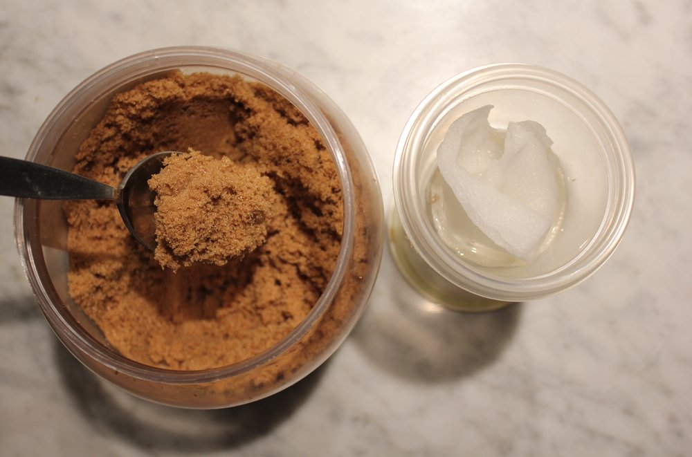 6. hydrated brown sugar