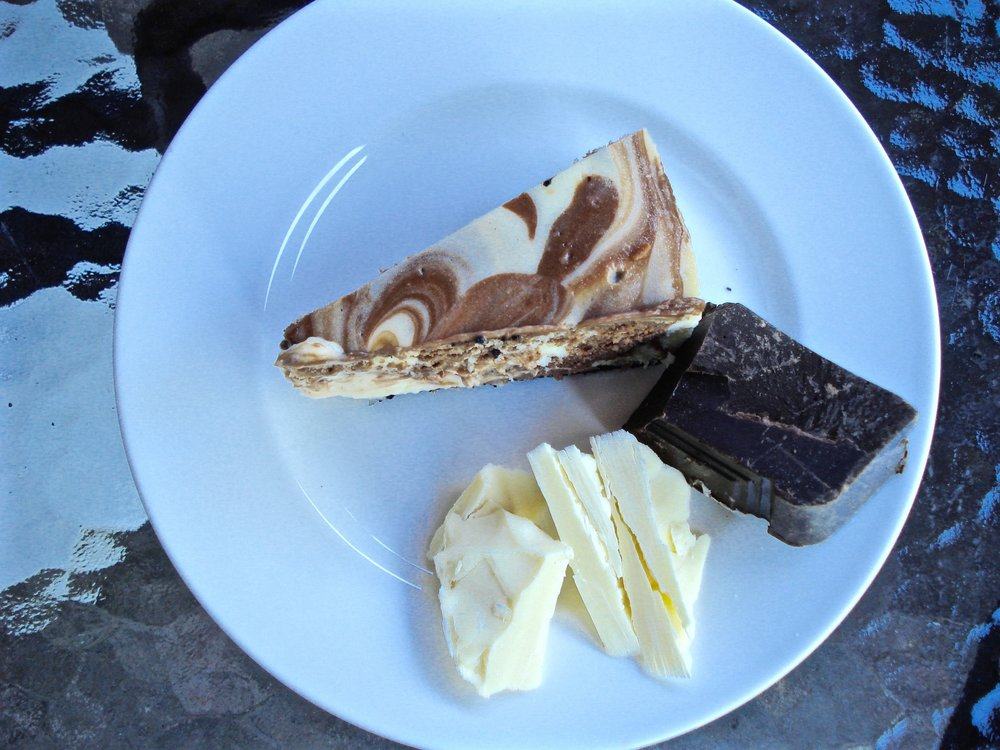 #255 Marble Chocolate Cheesecake top shot.jpg