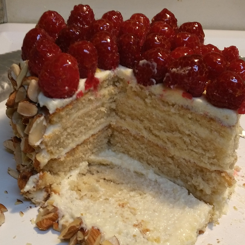 Image Result For Cake Bible White Chocolate Whisper Cake