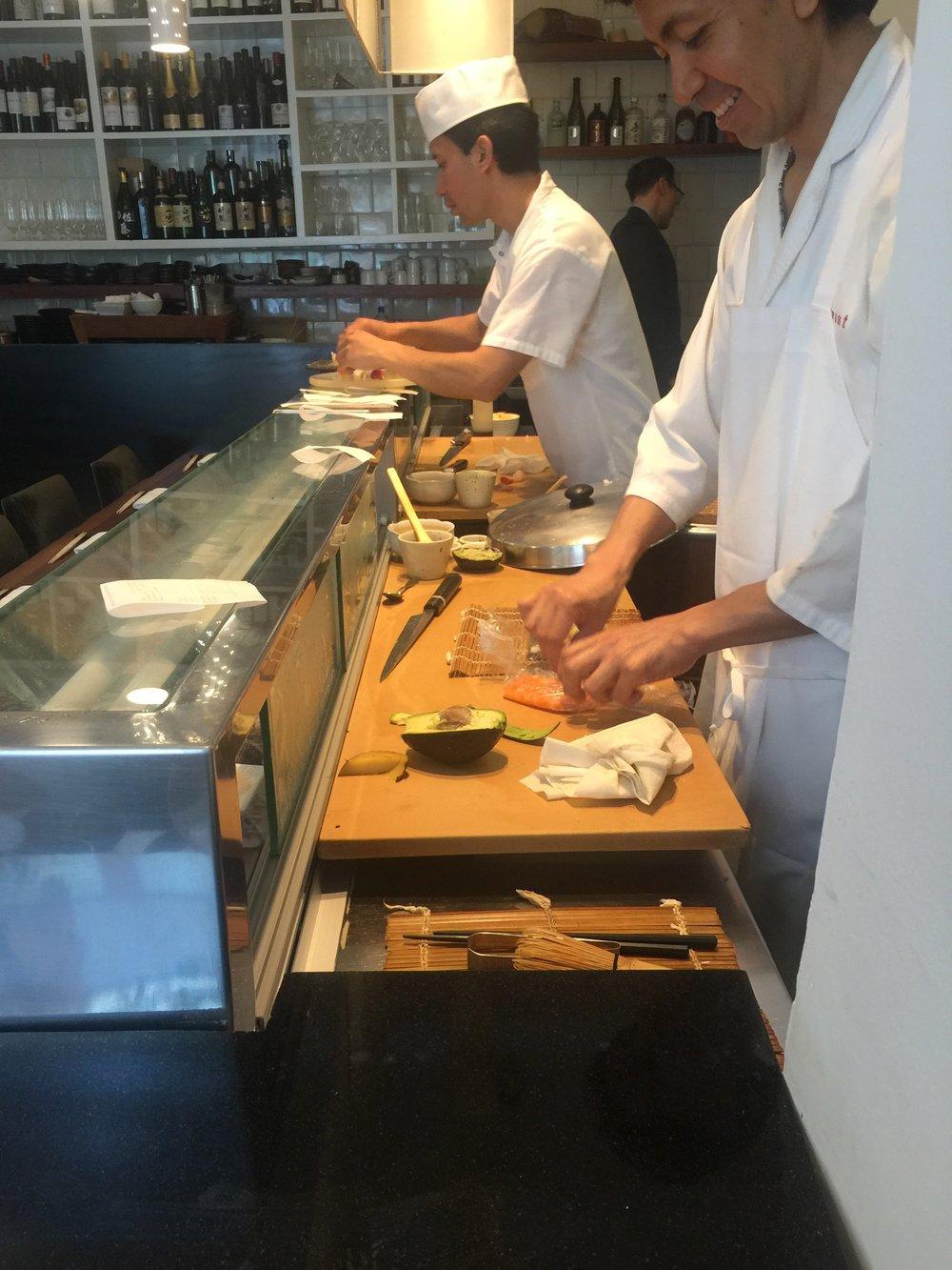 15th Street Sushi