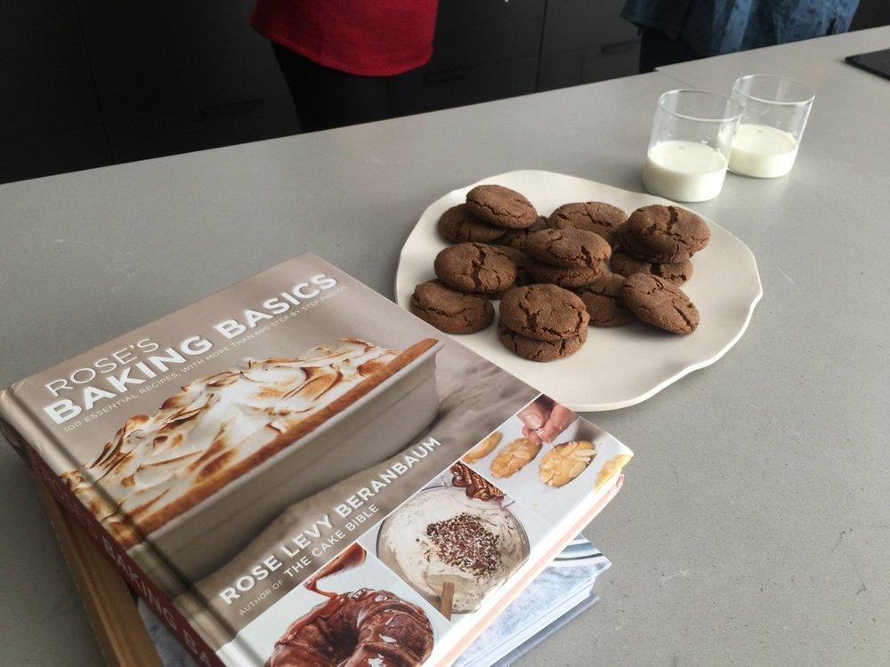 Copy of cookies & of course---milk