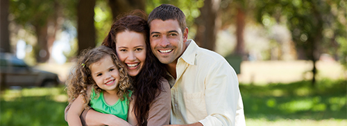 Dental cleanings are one of the many general dentistry options at Brice Family Dentistry