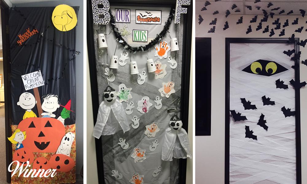 Halloween Contests Door Decorating Pumpkin Carving Behavior Frontiers