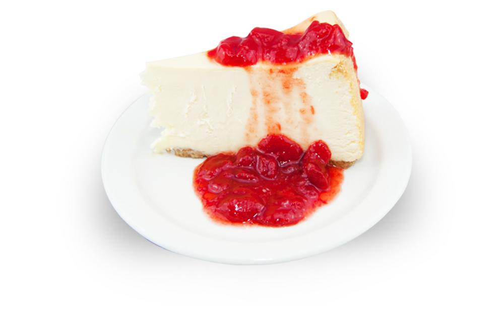 Gâteau au fromage (Fraises) -