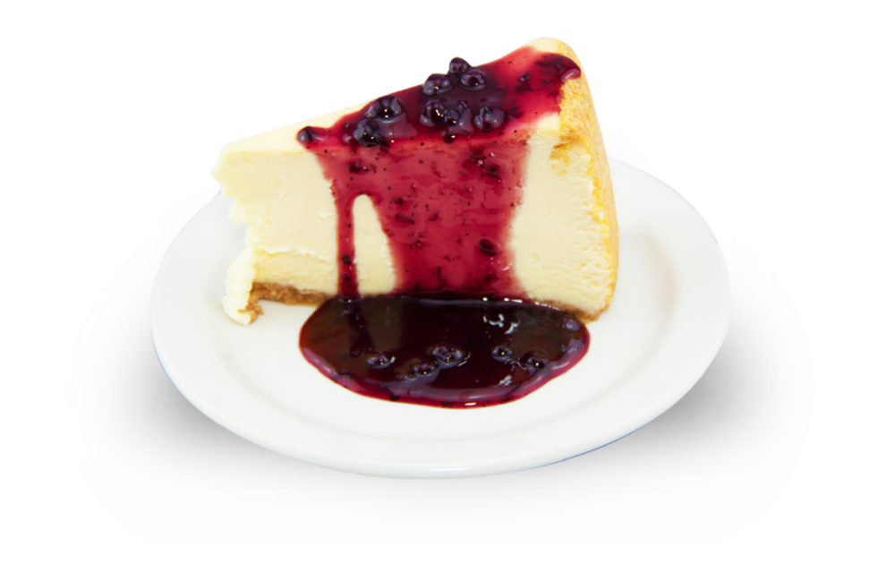 Blueberry Cheese Cake -