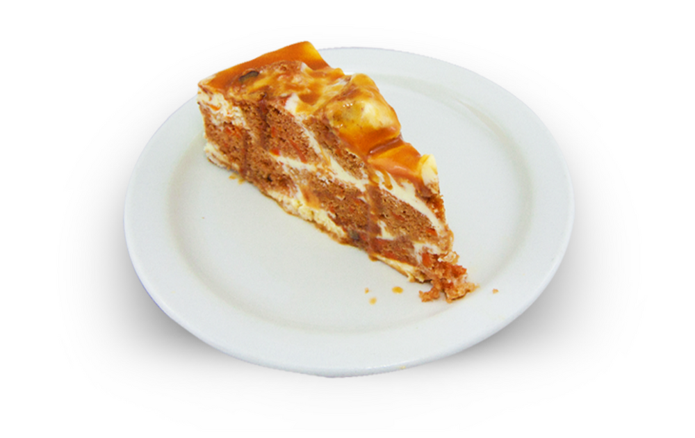 Gâteau au carotte -