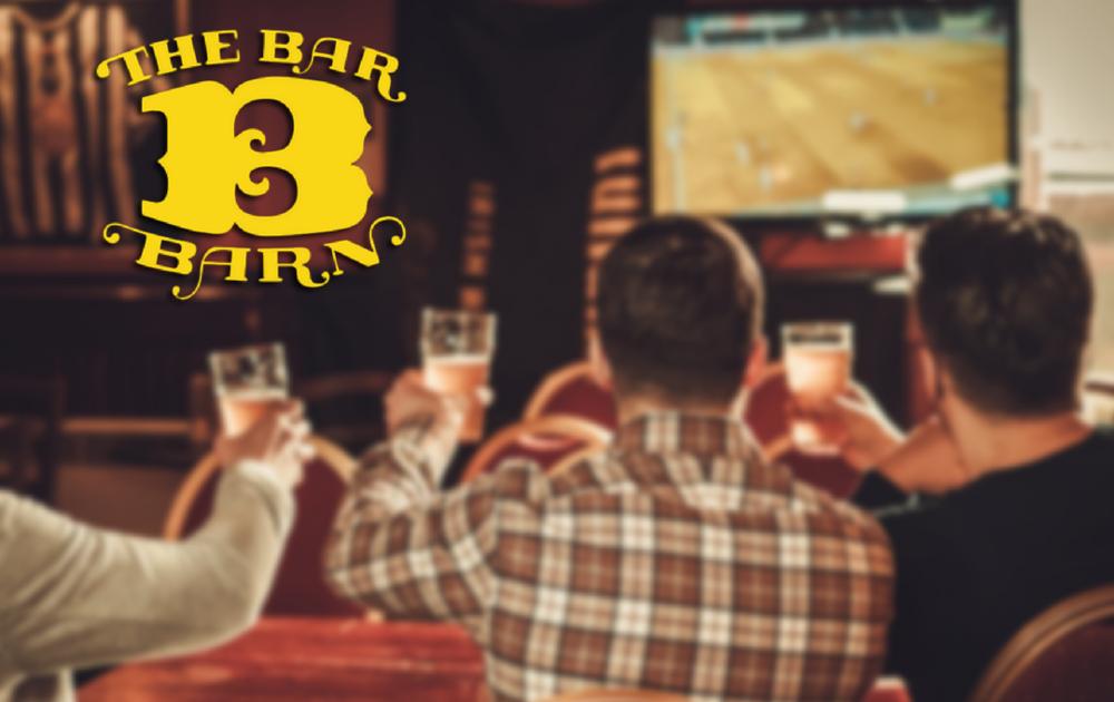 Amener toute la famille! - Que ce soit votre première fois ici ou que vous nous visitiez à nouveau, faites de Bar-B-Barn votre destination! Regarder vos événements sportifs préférés, organisez votre anniversaire ou profitez-en pour vous détendre et profiter des meilleures côtes levées en ville. Ici, au Bar B Barn, nous croyons en une chose ... Passez un bon moment de qualité entourez de bonnes personnes!