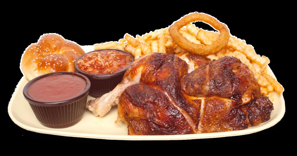 Half Chicken -