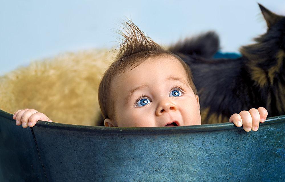 photographe bébé 9 mois grenoble