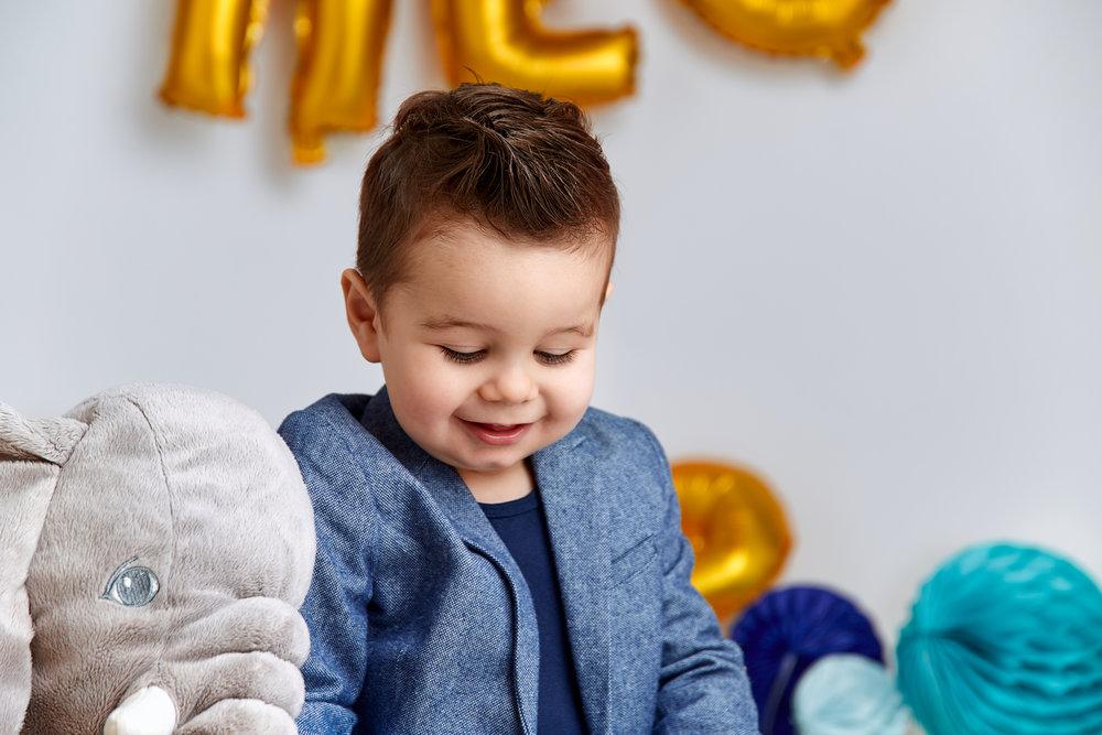 photographe anniversaire bébé Lyon