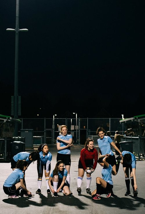 The Story: - A pack of adolescent girls prepares for battle on the soccer field. As they grapple with everything from pop culture to politics, the girls establish their identities as individuals and as a team. The competition is fierce as the championship looms. Who will come out on top?
