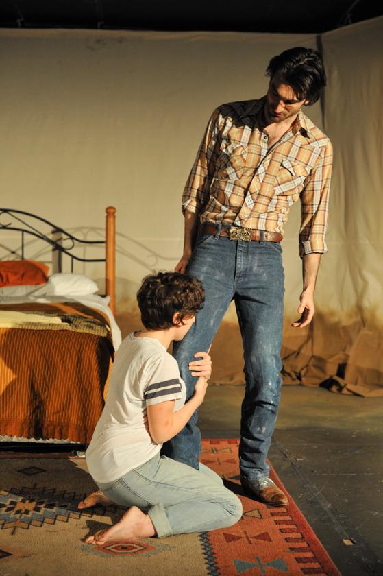 Production Pictures by:  Jalen Laine   Featured L - R: Lesli Brownlee, Alex Rose