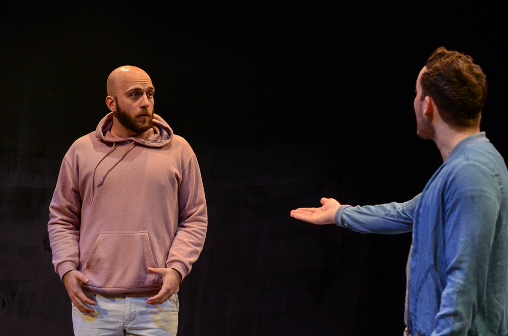 Production photos by:  Jalen Laine Photography   Featuring: Matthew MacDonald-Bain and Sean Sonier