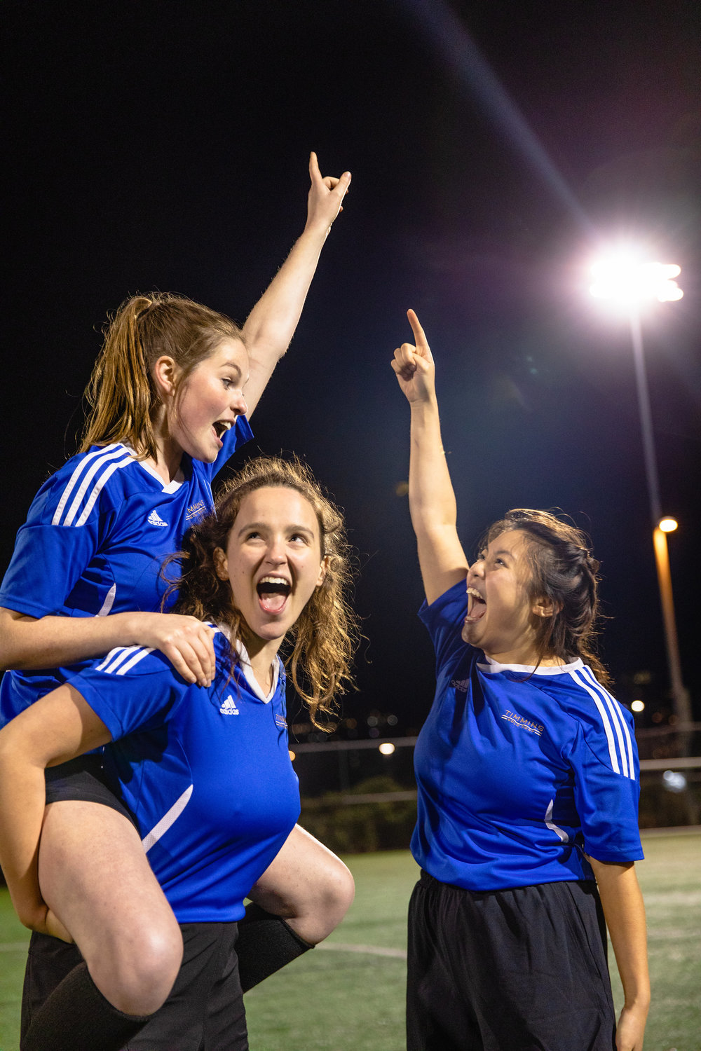 The Story: - A pack of teenage girls prepares for battle on the soccer field. In the exhilaration of adolescence, they grapple with everything from pop culture to politics, discovering their identities as individuals and as a team. Who will come out on top?How do we define ourselves?