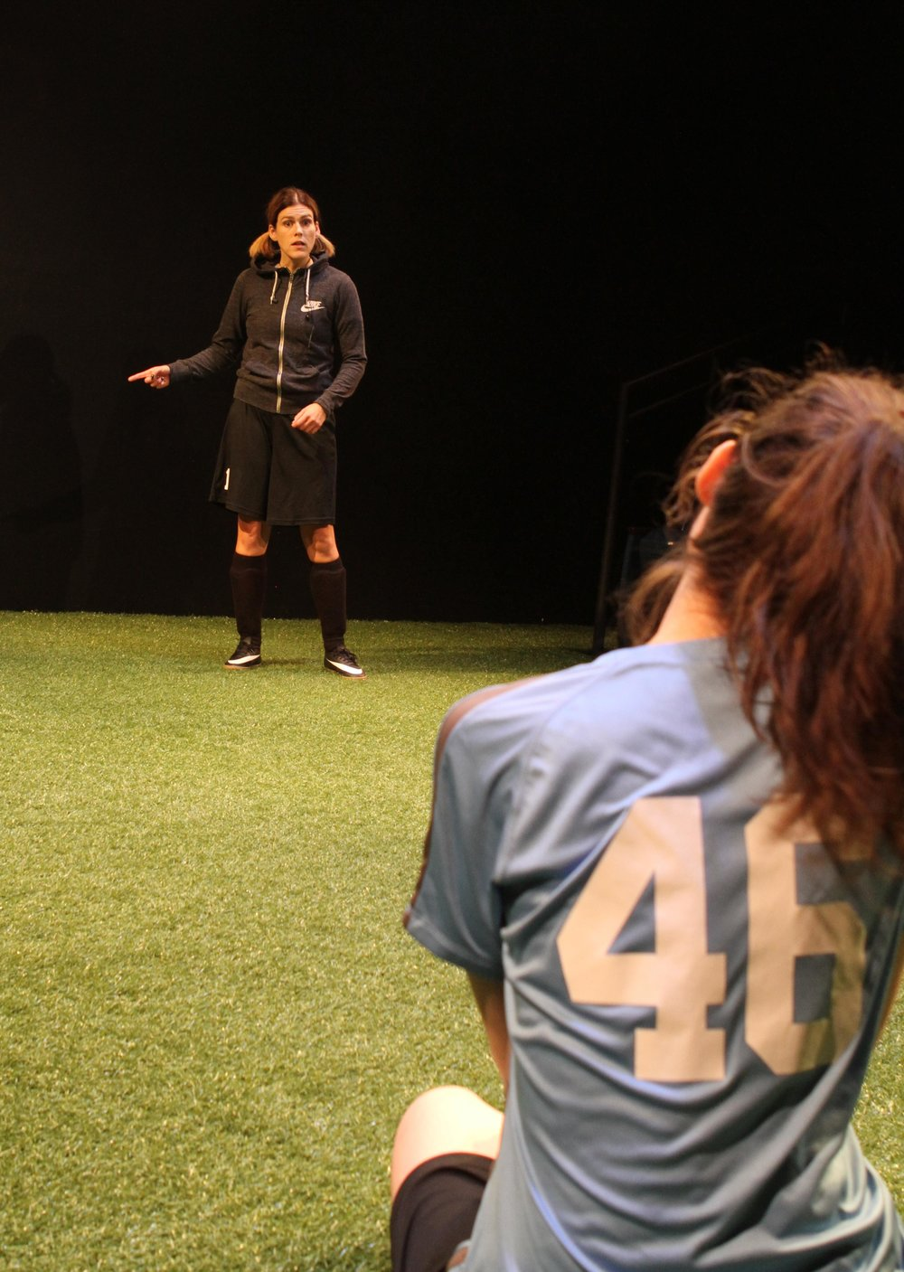 Production photos by: Ron Reed  Featuring: Jalen Saip and Paige Louter