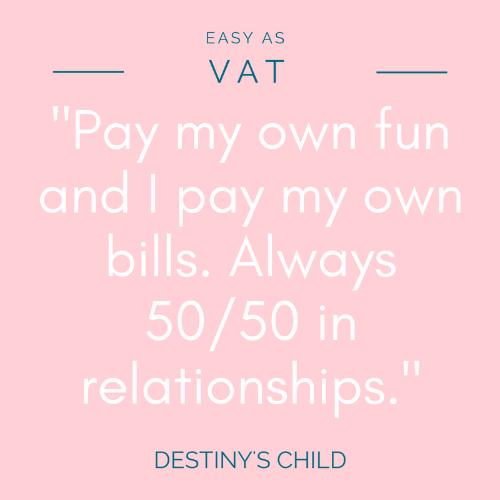 Destiny's Child Quote
