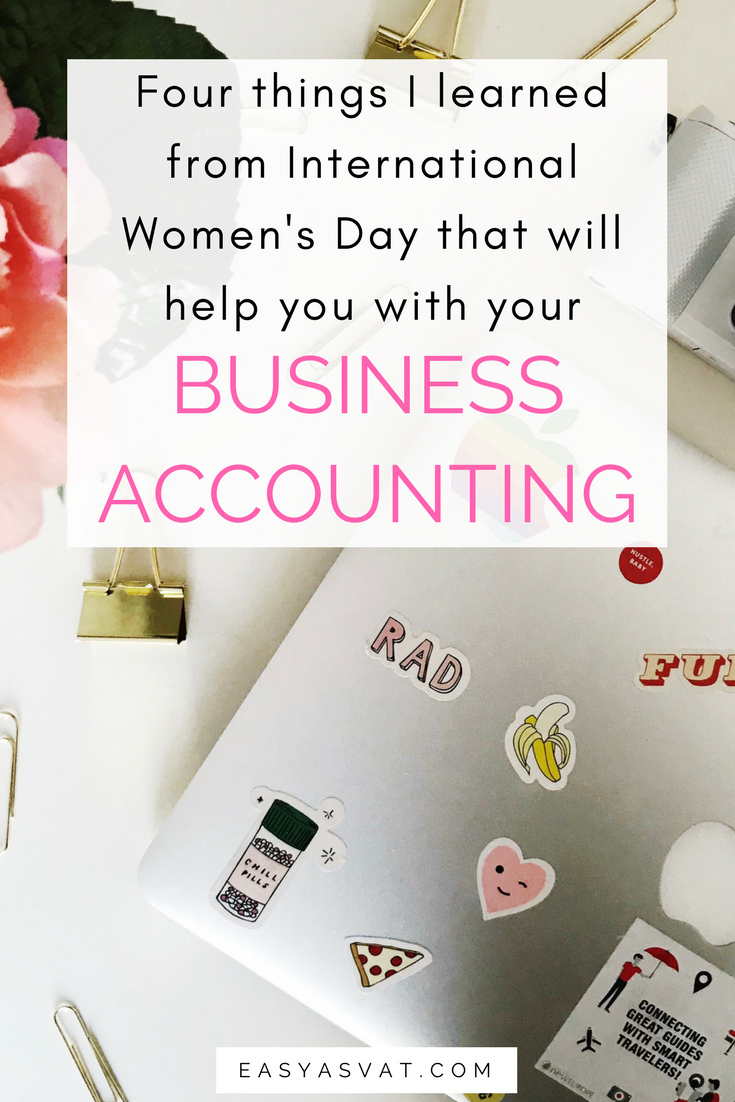 Accountancy, bookkeeping and tax help for bloggers, freelancers and small business owners | Easy As VAT