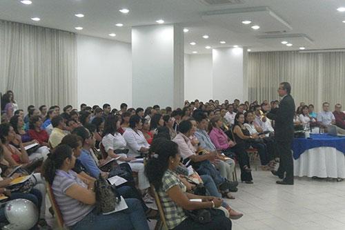 Conferencia Sensibilización Líder GEFE