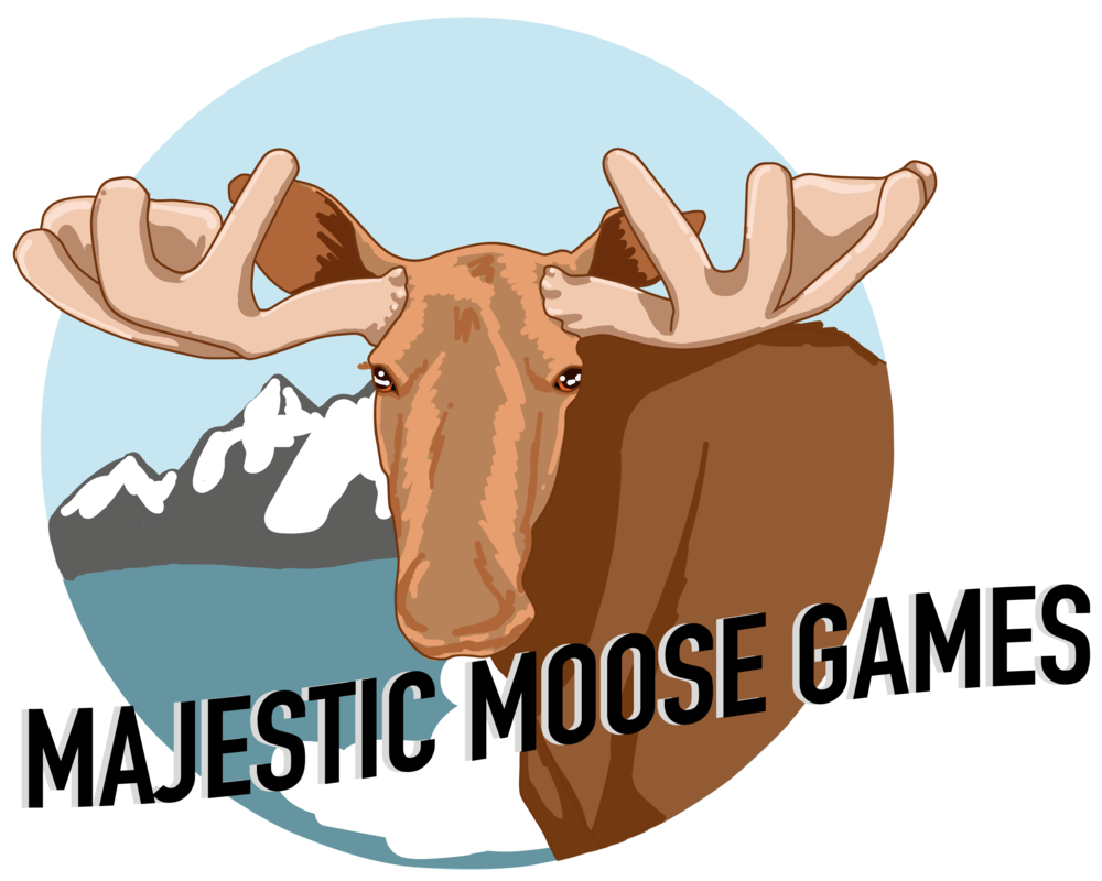 Majestic Moose Games Logo
