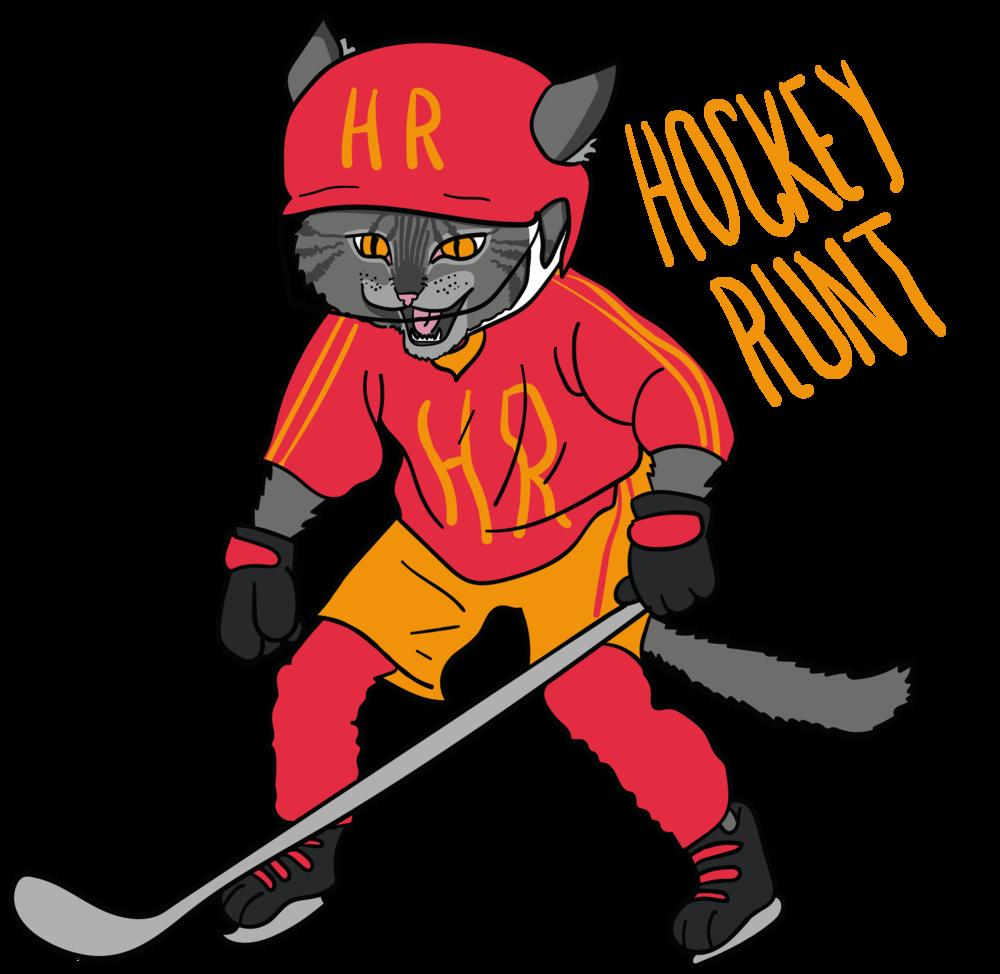 Hockey Runt Logo