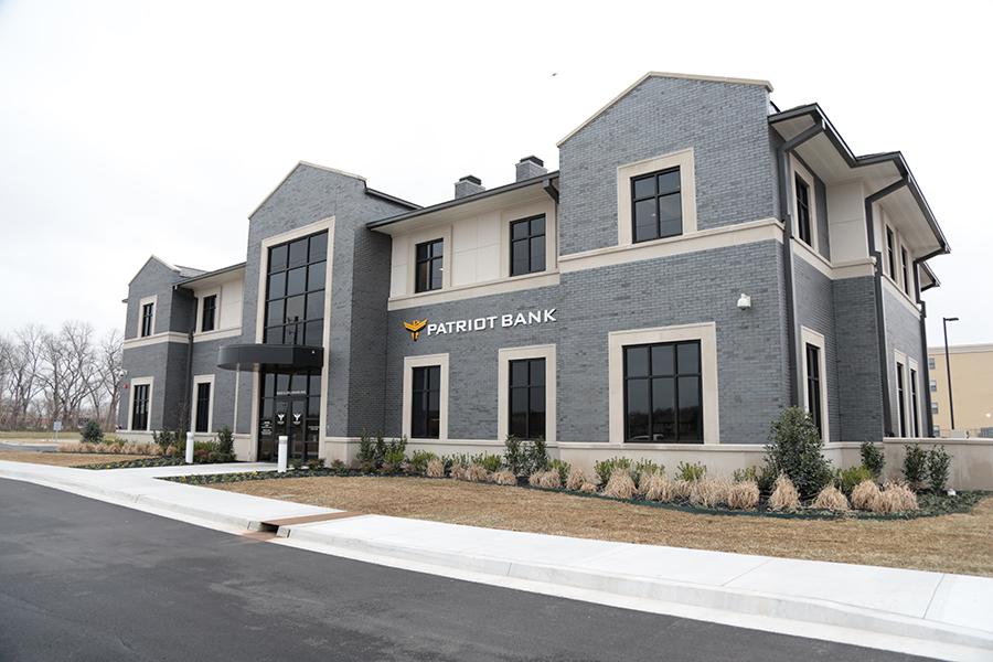 Patriot Bank Office in Tulsa, Oklahoma