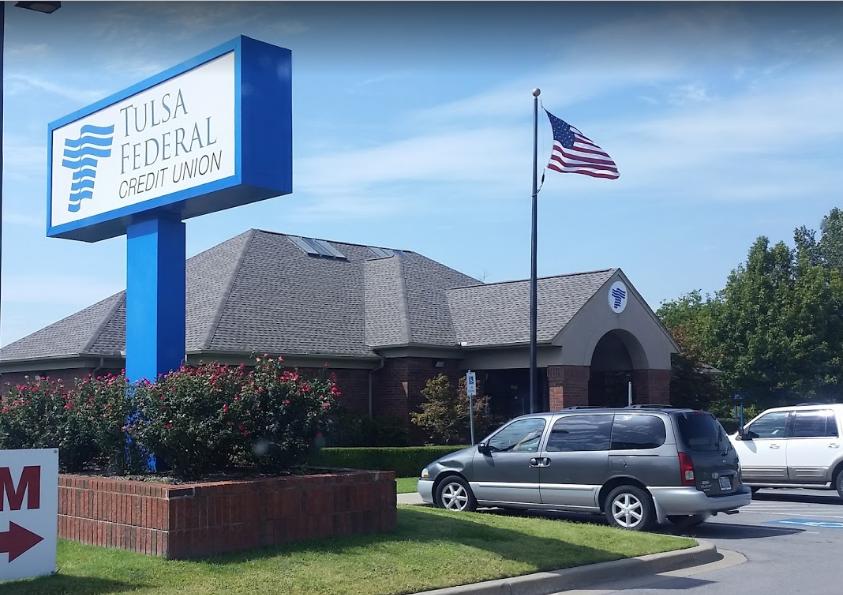 Tulsa Bank Location