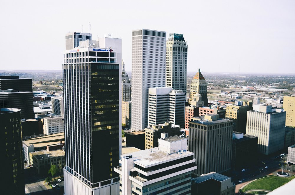 Tulsa, Oklahoma Property Management and Commercial Real Estate Services - Oil Capital Commercial Real Estate