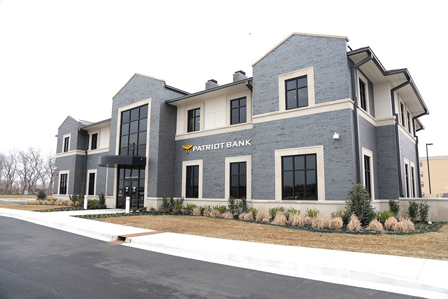 Patriot Bank - Oil Capital Commercial Real Estate | Commercial Real Estate Services & Property Management in Tulsa, Oklahoma