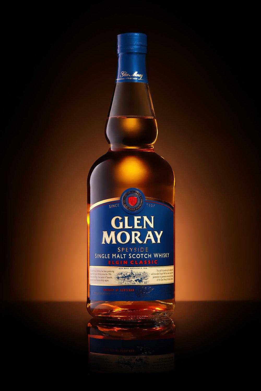 Bouteille whisky packshot