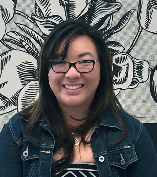 Kristin Shimamoto |Office Manager -