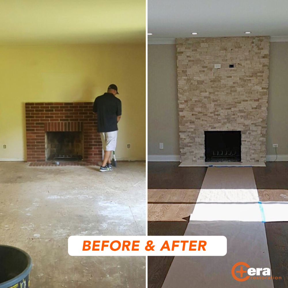 Cera Restoration Before and After photo 01