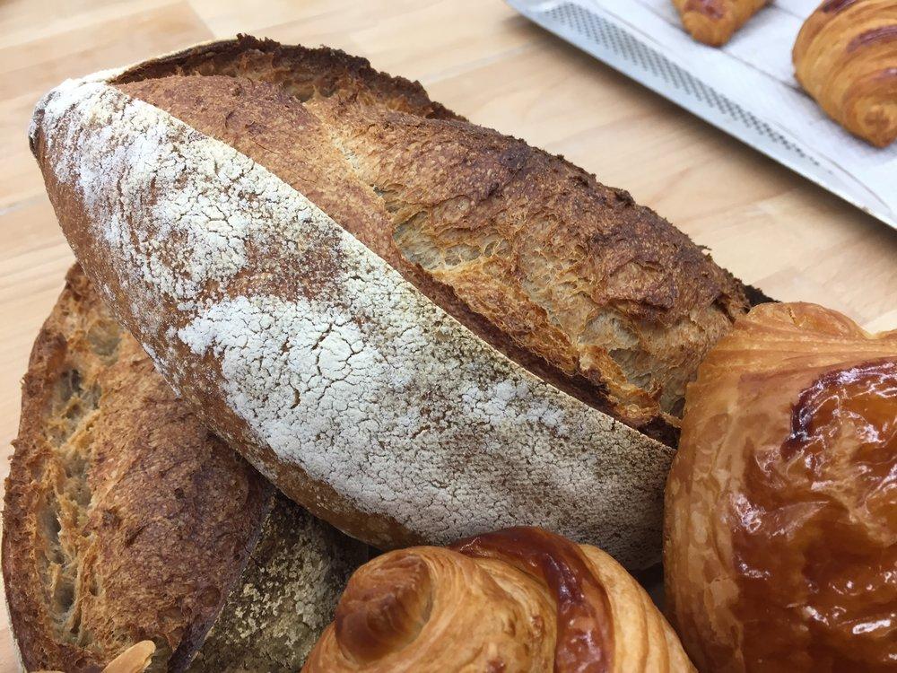 pain de campagne sur levain naturel