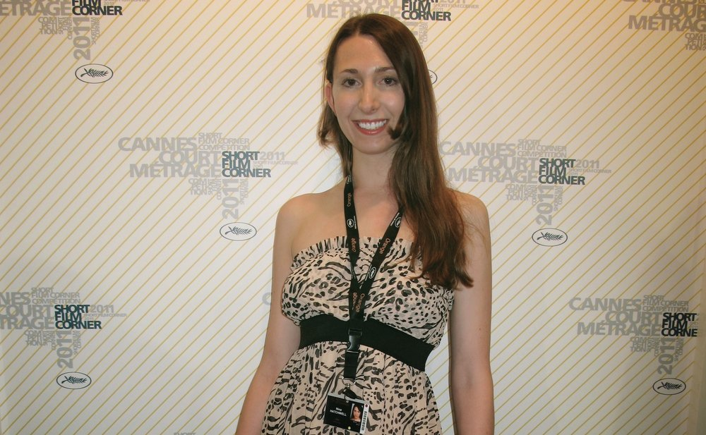 Huffington Post at Cannes Film Festival 2011 - Nina Hatchwell made her debute short film as writer/director You Look Stunning Wherein she plays the lead role Isabella. Ron Dicker gives her a mention in his article  on How Young Film Makers  Fund making films. Click here to leave site and go to article