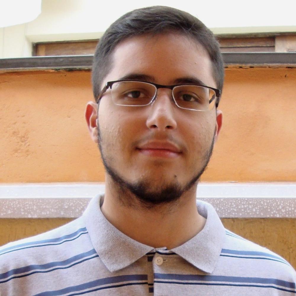 Lucas Pinho - Voluntário