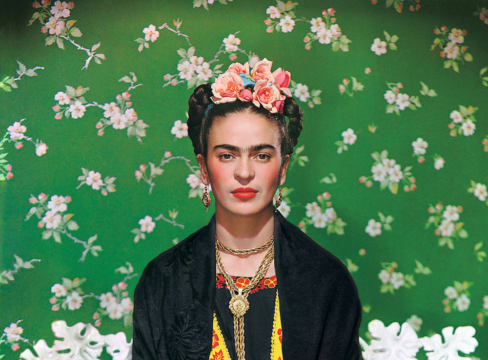 FRIDA KAHLO: THROUGH THE LENS OF NICKOLAS MURAY