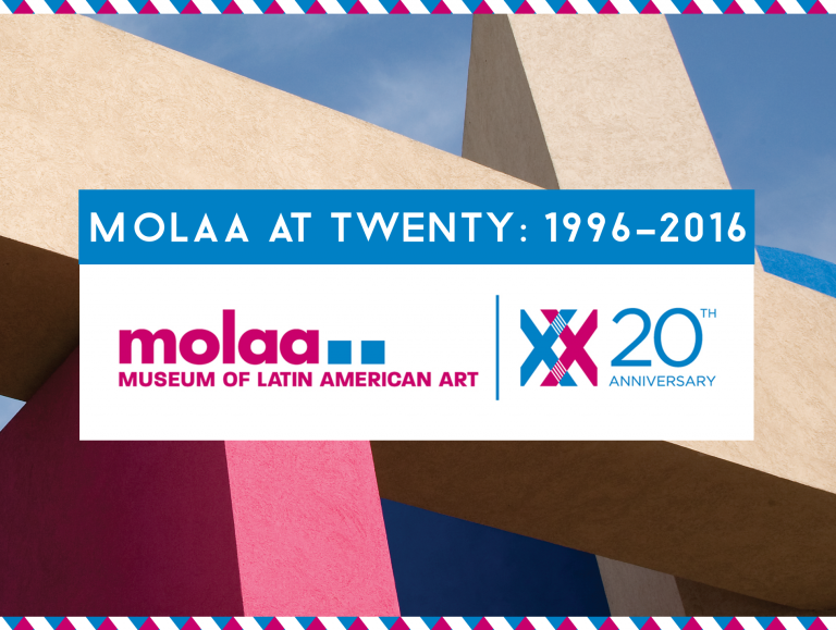 MOLAA AT TWENTY: 1996-2016