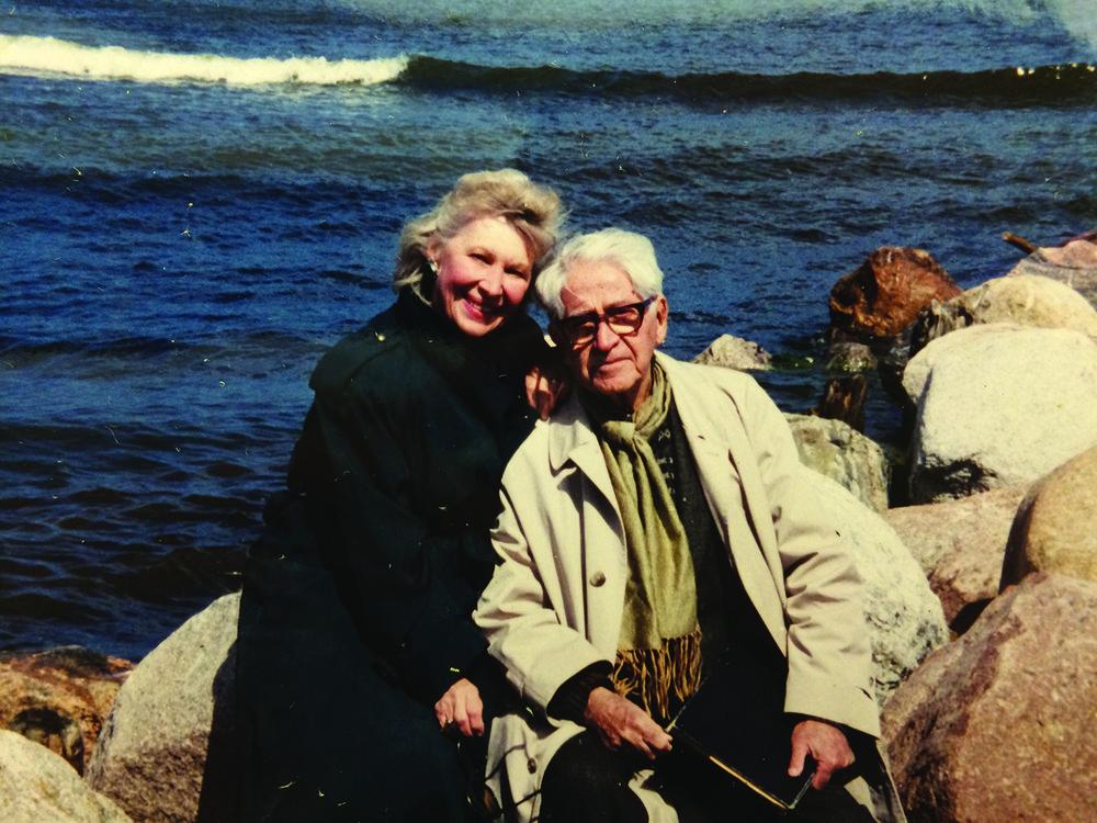 Brigita and Raúl . Image courtesy of Lynda Anderson