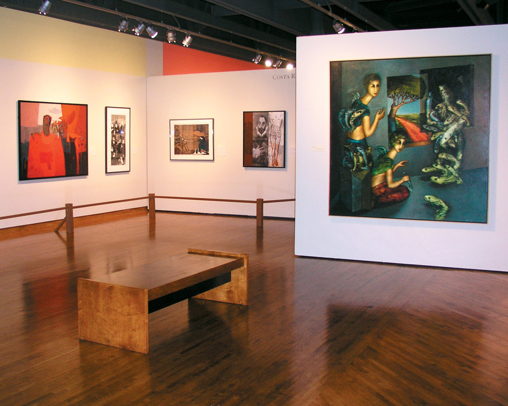 MOLAA's Permanent Collection
