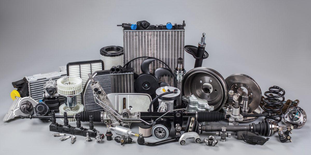 Auto Parts — Parts of Cars
