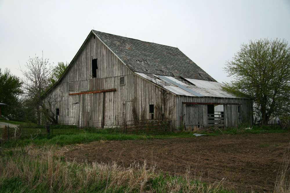 South west virginia barn