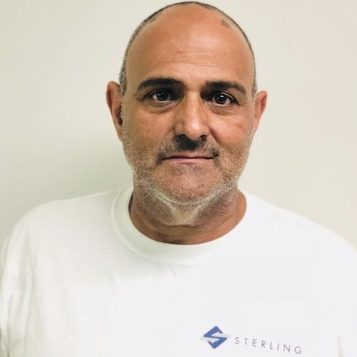 Cesar O'Hallorans    Freight Handler   Miami, FL